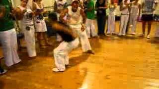Capoeira Oxossi Cagliari Showreel 2012