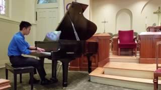 Debussy-Doctor Gradus ad Parnassum Live Amature Performance by Alexander Qin