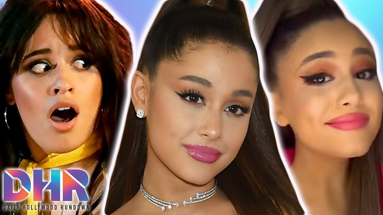 Camila Cabello caught stealing & Apologizes! Ariana Grande shocked by Look-A-Like!