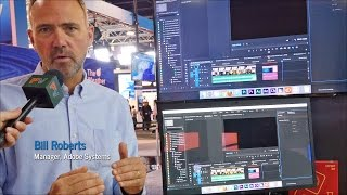 New things in Adobe Premiere, NAB 2017