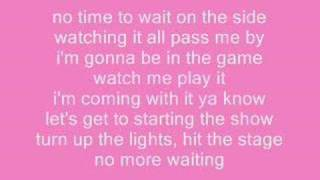 it's my turn by keke palmer with lyrics