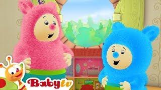 Billy and  BamBam - Kangaroo | BabyTV