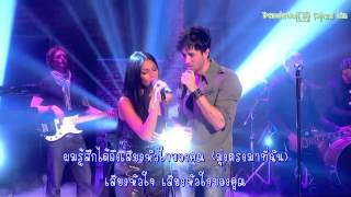 THAI SUB   Nicole Scherzinger & Enrique Iglesias  Heartbeat   Live HD