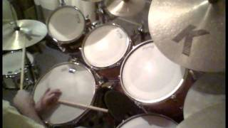 "Great Drum Grooves 16 - Richie Hayward with Robert Plant in ""Trouble Your Money"""