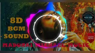 AAA - Madurai Michael Theme || 8D Audio || STR| Yuvan Shankar Raja