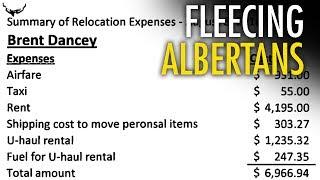Alberta taxpayers cover NDP bureaucrat's rent