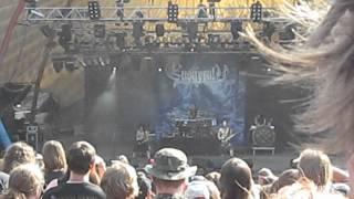 Ensiferum live @ Metalfest 2012 - Tale of Revenge