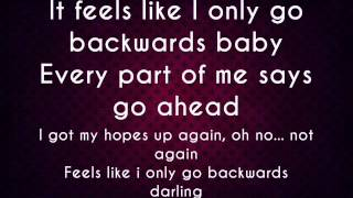 Arctic Monkeys-Feels Like We Only Go Backwards [LYRICS] [Tame Impala Cover]