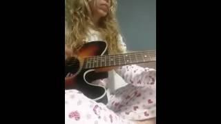 """Joelma cantando """"Soube que me Amava"""" em espanhol"""