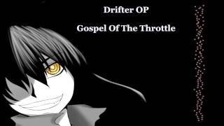 Drifters OP「Gospel Of The Throttle」を歌ってみた[M-i-a-H]