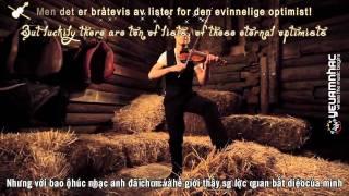 [Lyric+Vietsub YANST] Fela Igjen - Alexander Rybak feat. Opptur [Norwegian/ English Sub]