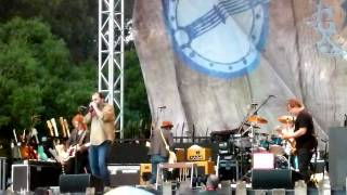 """Steve Earle & The Dukes & Duchesses """"Meet Me In The Alleyway""""@ Hardly Strictly Bluegrass 2011"""
