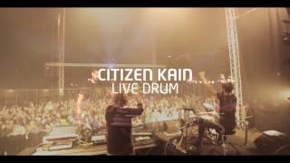CITIZEN KAIN (LIVE DRUM) @ PANORAMAS FESTIVAL 2017