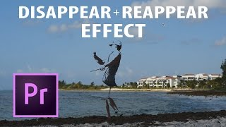 Premiere Pro: Disappear + Reappear Effect
