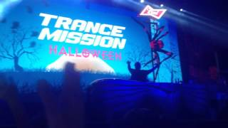 Faruk Sabanci / Trancemission Hallowen @SpaceMoscow 31.10.15