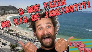 Guia de Viagem Para o Rio de Janeiro nas Olimpíadas de 2016 (PARÓDIA)