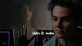 """✘Stiles & Malia ❖ """"Stiles ,where are you going ?""""... [+6x09]"""