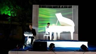 INSTRUMENTAL.LAG JA GALE  WITH GRAND PIANO BY..  MITESH BHATT - NIMA BHATT - - +91 9427324898.