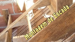 Montagem de Escada / Faça você mesmo / DIY