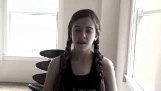 SOMEONE LIKE YOU acapella, Adele cover: Mallory Bechtel