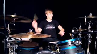 Gym Class Heroes (feat Adam Levine) - Stereo Hearts - Drum Cover - Brooks