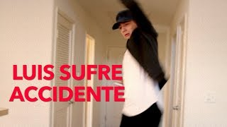 SUFRI UN ACCIDENTE- Luis Coronel