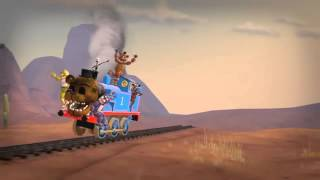 Fnaf+Smoke Weed Everyday+Thomas and Friends