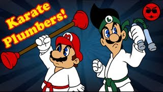 Super Paper Mario's Duel of 100 - Culture Shock