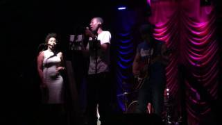 H Scott with Karyn Porter and The Weit House - My Band D12 loop cover @ American Beauty 9/3/16