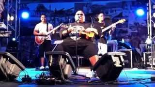 Baba B. live on Guam! July 04, 2013