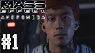 วิญญาณฉันรอที่ทางช้างเผือก - Mass Effect: Andromeda - Part 1