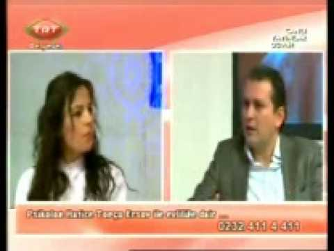 İzmir Psikolog Dr.Hatice TOPÇU ERSOY TRT CANLI YAYIN- 1. Bölüm