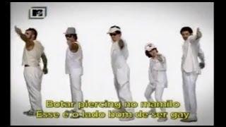 Comédia MTV 2010 (4) | Clipe - O lado bom de ser Gay (24/03/2010)