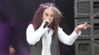 The Dead Daisies - Devil out of time (Live) @ Musikmesse Frankfurt 07.04.16