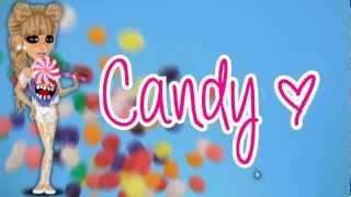 Moviestarplanet - Candy By Budyń94