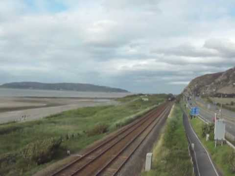 **First Railtour after overhaul** 60009 on 'The North Wales Coast Express' | 22nd July 2012.