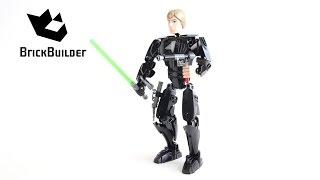 Lego Star Wars 75110 Luke Skywalker - Lego Speed Build