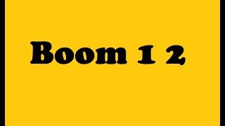 boom 1 2 sound effect free download
