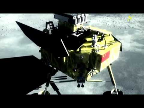 中華人民共和國登陸月球的衛星 - YouTube