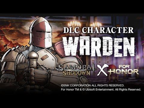 WTFF::: Samurai Shodown DLC Adds For Honor\'s Warden