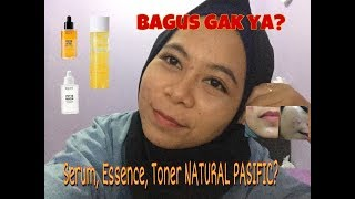 Review Produk Nacific (Fresh Herb Serum, Phyto Niacin Essence,Calendula Toner) BAGUS GAK YA??