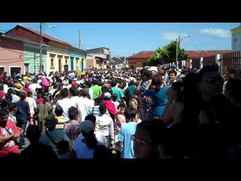 San Sabastián parade