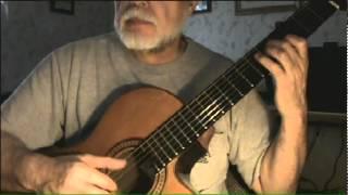Senya (Naruto) - Fingerstyle Guitar