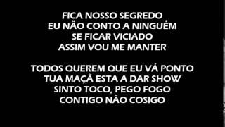 DJ D'MACHINE FEAT CLAUDIO ISMAEL - MAÇÃ  (LETRA)
