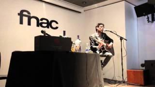 Amaro Ferreiro - Trueno y relámpago (Fnac Valencia, 29/11/2015)