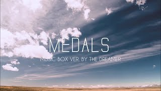 鹿晗 LUHAN - 勋章 Medals Music Box