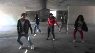 Kavinsky Ft. The Weeknd - Odd Look (Choreography) - Gael Perez