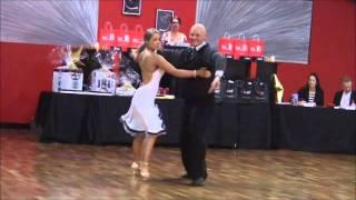 Premier Samba - MarShere Pakenham - Brooklyn Dancing with Ken