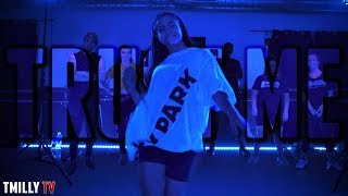 BHAD BHABIE - Trust Me - Choreography by Rudeboy Donovan | #TMillyTV Ft. Tati McQuay