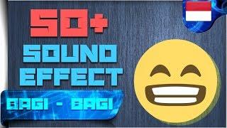50+ Sound Effect Yang Sering Di Gunakan Youtuber   BAGI - BAGI #4   Android Indonesia